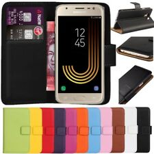 Case Cover For Samsung Galaxy A5 J3 J5 2016 2017 Flip Leather Wallet Card Holder