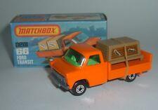 Matchbox Superfast No. 66, Ford Transit, - Superb Mint.