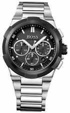Hugo Boss Men's Stainless Steel Supernova 1513359 Chronograph Watch with date