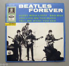 "The Beatles - ""Beatles Forever"" Dizzy Miss Lizzy +3 Titel ODEON 7"" STEREO EP"