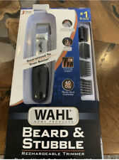 Wahl Beard & Stubble Rechargable Trimmer