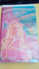 Barbie Fairytopia - Discover A Magical New Land (2004) VHS fantasy cartoon fairy