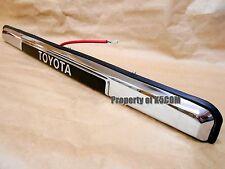 Oem Rear License Plate Light Assy LAND CRUISER 1982-90 FJ60 FJ62 BJ60 HJ60 Jdm