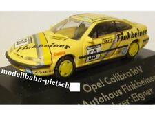 """Rietze 90105 Opel Calibra ,Finkbeiner"""" Warsteiner ADAC GT-Cup´93,1:87, neu , OVP"""
