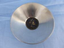 Coupelle inox avec medaille de NAPOLEON EMP. ET ROI DENON et JALEY