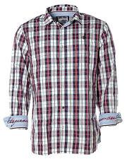 e4f05396e6f9 Karierte Figurbetonte Herren-Freizeithemden   -Shirts mit Langarm ...