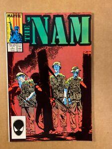 The 'Nam 6 comic lot grab bag Marvel Copper Age War! I Combine Shipping!