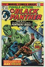 Jungle Action (1972) #17 Killmonger Cover & Story Black Panther Gil Kane Cov VF-