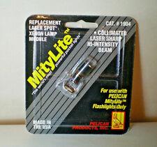 Mity Lite Replacement Laser Spot Xenon Lamp Module # 1904 Pelican Flashlights