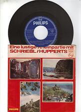 Eine lustige Rheinpartie mit Schriebl/Hupperts