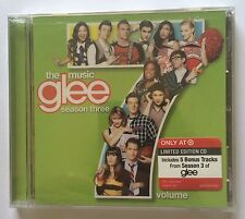 Glee: The Music, Volume 7 Exclusive Limited Edition 5 Bonus Tracks-Season 3 CD