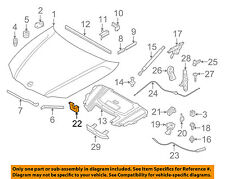 BMW OEM 07-13 328i Hood-Lock Latch 51237008755