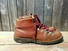 VTG DANNER BROWN LEATHER GORE-TEX HIKING/TRAIL BOOTS MEN'S SZ 11 MADE IN USA
