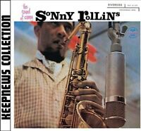 The Sound Of Sonny, Sonny Rollins, New Original recording remastered, E