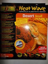 Exo-Terra Reptile Heat Wave Mat Heater Desert PT 2030 Small
