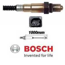 New Genuine BOSCH LSU 4.9 5 Wire Wide Band Oxygen Sensor 0258017025
