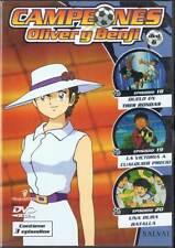 Campeones. Oliver y Benji. DVD Nº 6. Tres episodios