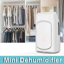 700ML MINI DEHUMIDIFIER AIR MOISTURE DAMP HOME BEDROOM BATHROOM KITCHEN AUTO OFF