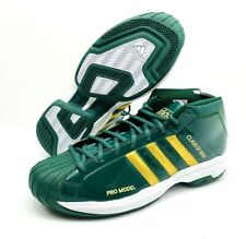 Adidas FW3664 Pro Model 2G SVSM Green Basketball Shoes Men's Size 9 Lebron DS