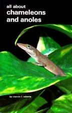 All About Chameleons and Anoles