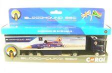 Corgi Ty86663 Bloodhound SSC Super transportador modelo