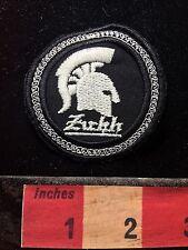 Spartan Or Trojan Patch ( Says ???  Zuhh Zukh  ??? Can't Read It On Bottom) 71U5