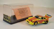 Slot car FALLER AMS Aurora G-plus Nº 5655 porsche 934 turbo nº 1 OVP #041