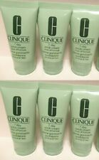 CLINIQUE 7 DAY SCRUB CREAM RINSE-OFF FORMULA 1oz 30ML EA LOT set x 6= 6oz 180 ml