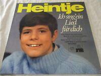 Heintje - Ich sing ein Lied für Dich  - LP Vinyl Album