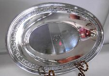 "Tiffany & Co Sterling Silver 10 1/2"" x 7"" Bread Basket - REDUCED PRICE!"