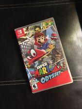 Brand New Super Mario Odyssey - Nintendo Switch Game