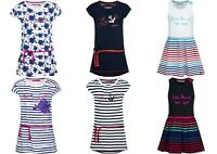 Girls Kids Teenage Casual Party Cotton Designer Dress Tunic Top Age 3-14 years