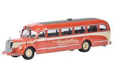 Schuco 02749 - 1/43 Mercedes-Benz o6600 Bus-viaggio Tesoro-NUOVO