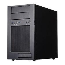Silverstone Tj08b-e Temjin Evolution Black Micro-atx Advanced Mini Tower Case a