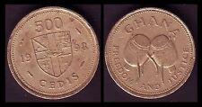 ★★ GHANA ● 500 CEDIS 1998 ● (ref77) ★★