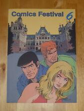 Vance / Vernes / Follet / Atta - Bob Morane - Portfolio N°/S - Comics Festival 6