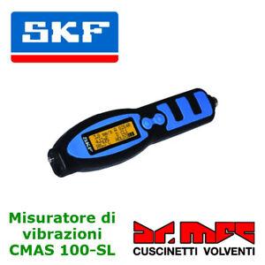 Misuratore di vibrazioni SKF CMAS 100-SL