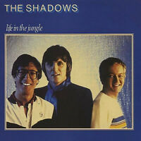 The Shadows Life IN The Jungle 14-trk CD Inc Bonus Titres (2013) Neuf/Scellé