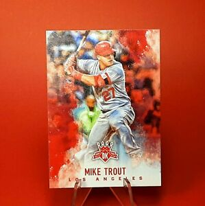 Mike Trout DIAMOND KINGS INSERT CARD - MINT - INVESTMENT