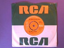 """The Hands Of Doctor Teleny - The Spirit Is Willing (7"""" single) RCA 2163"""
