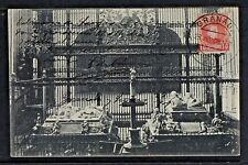 3068.-GRANADA -Capilla Real Tumbas de los Reyes Católicos(Enviada a Méx.en 1909)