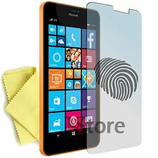 4 Film Opaque Pour Nokia Lumia 640 XL Antireflet Anti-traces Protéger LCD