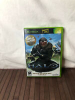 Halo Combat Evolved FOIL Game of the Year GOTY Edition Microsoft Xbox TESTED