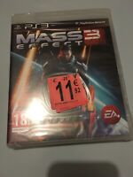 ❤️ Playstation 3 Neuf Sous Blister Pal Fr Mass Effect 3