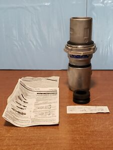 NEW Genuine Eaton Crouse Hinds APJ6485 Arktite plug 60 amp 3 wire Nema 4