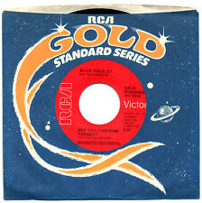 Elvis Presley MINT !! Are You Lonesome Tonight & I Gotta Know 447-0629 RED LABEL