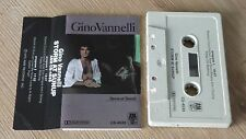 Cassette K7 Tape Gino Vannelli  Storm At Sunup CS 4533  A&M Records