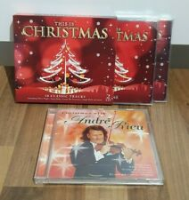 Christmas CD Bundle This is Christmas 50 Track Album Andre Rieu Rudolph