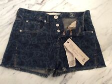 Marc By Marc Jacobs Jean Shorts Ladies Size 28 New NWT