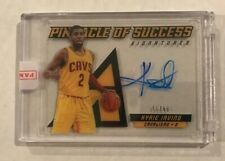 KYRIE IRVING ~ 2013 Pinnacle of Success Autograph Card /99 ~ w/ Redemption Card